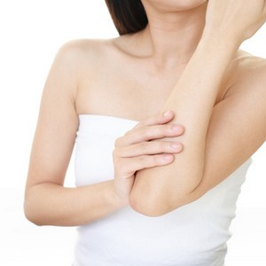 epilazione laser braccia