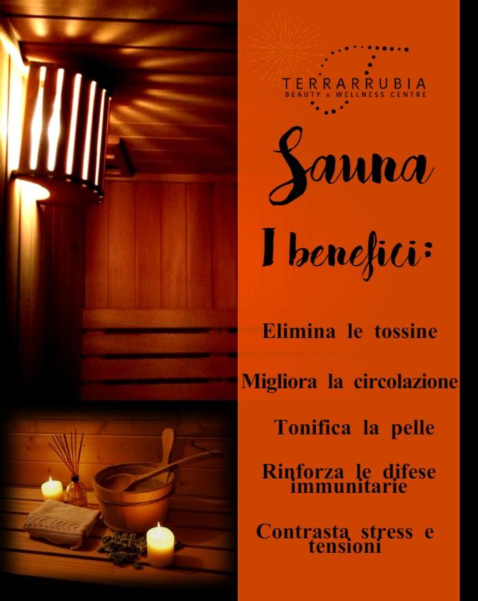 sauna terrarrubia